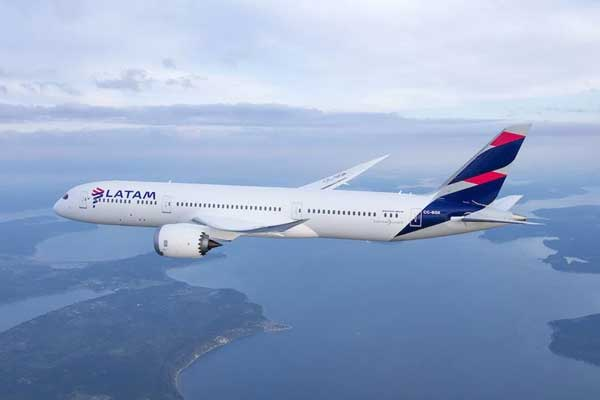 LATAM Brasil Aircraft