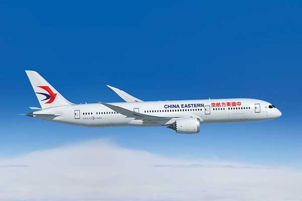 China Eastern Airlines Aircraft