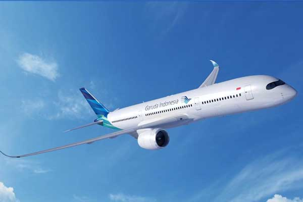 Garuda Indonesia Airways Aircraft