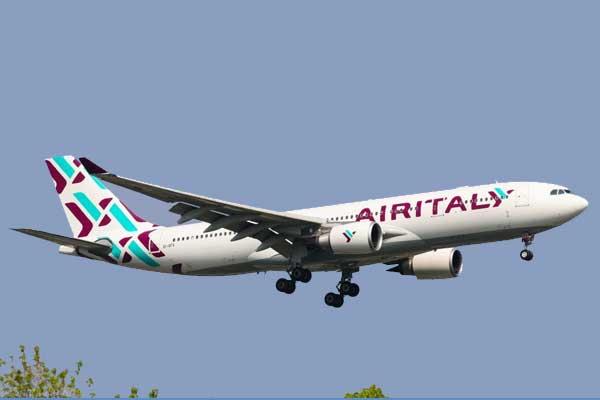 Air Italy Aircraft