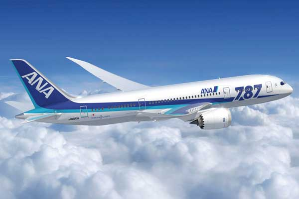 All Nippon Airways Aircraft