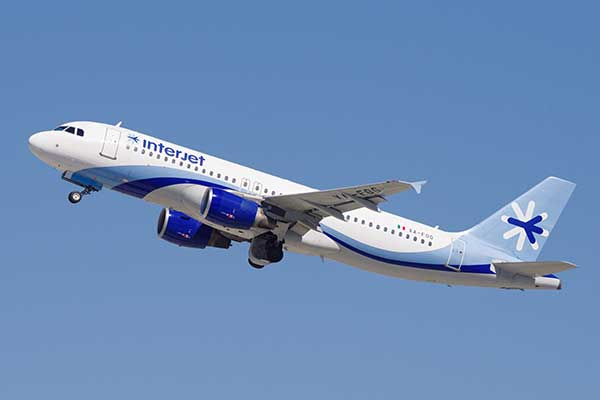Interjet Aircraft