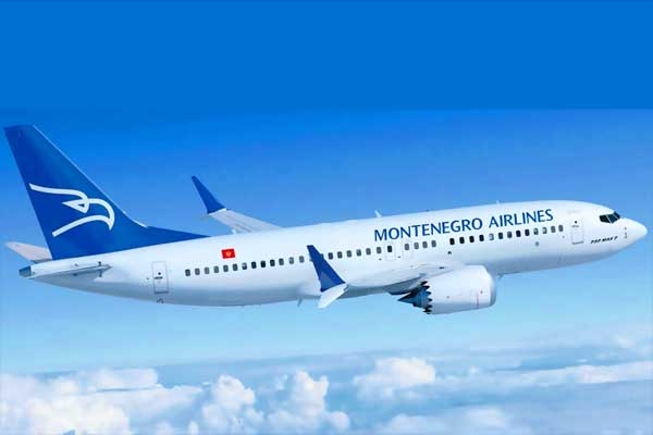 Montenegro Airlines Aircraft