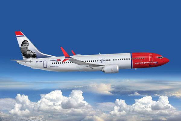 Norwegian Air Aircraft