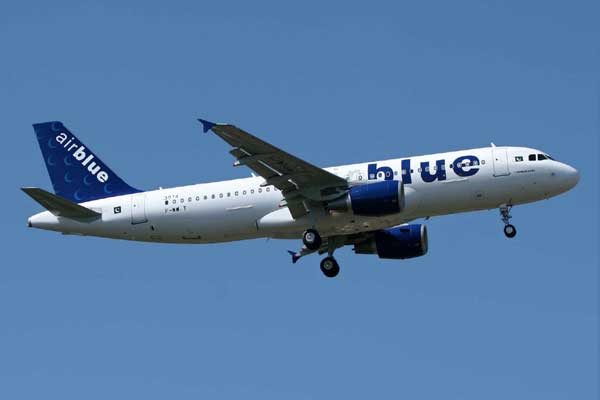 Airblue Aircraft