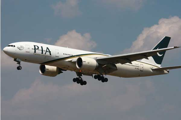 Pakistan International Airlines Aircraft