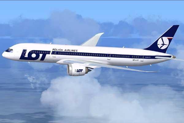 LOT Polish Airlines Aircraft