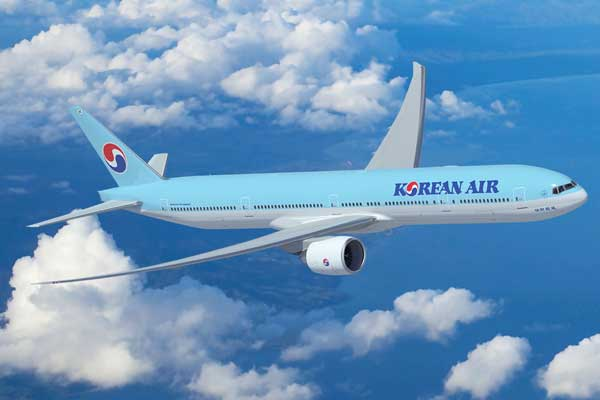 Korean Air Aircraft