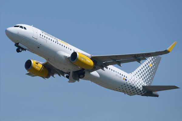 Vueling Airlines Aircraft