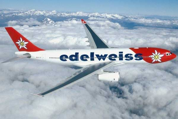 Edelweiss Air Aircraft