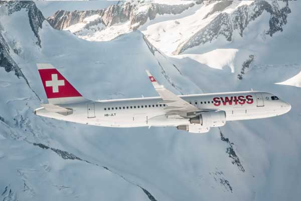 Swiss International Air Lines Aircraft