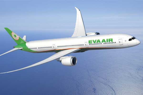 Eva Air Aircraft
