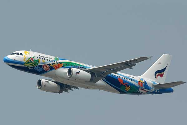 Bangkok Airways Aircraft