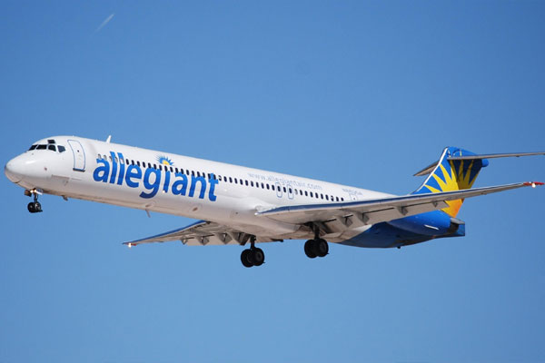 Allegiant Air Aircraft
