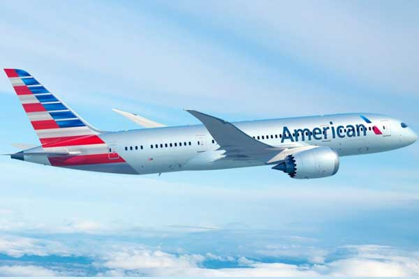 American Airlines Aircraft