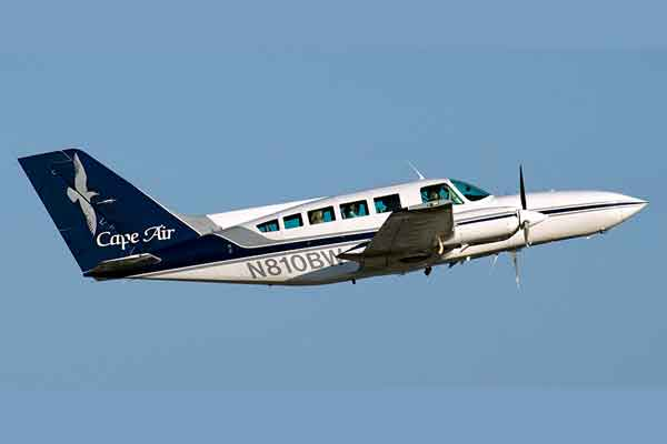 Cape Air Aircraft