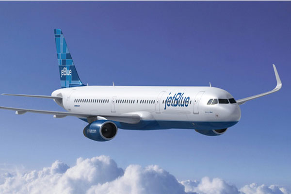 JetBlue Airways Aircraft
