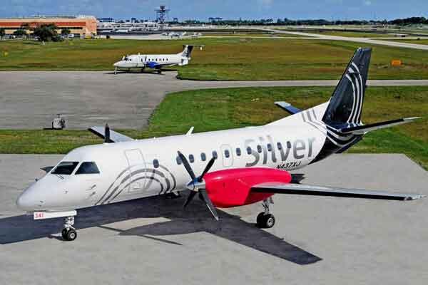 Silver Airways Aircraft