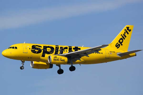 Spirit Airlines Customer Contact Phone Email Address
