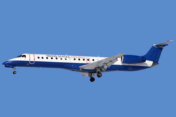 Trans States Airlines Aircraft