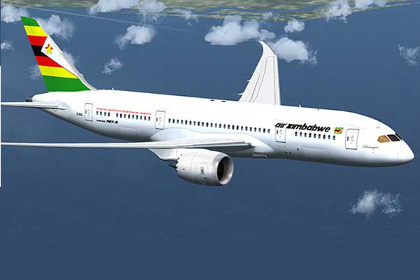 Air Zimbabwe Aircraft