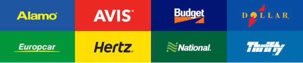Car Rental Logos