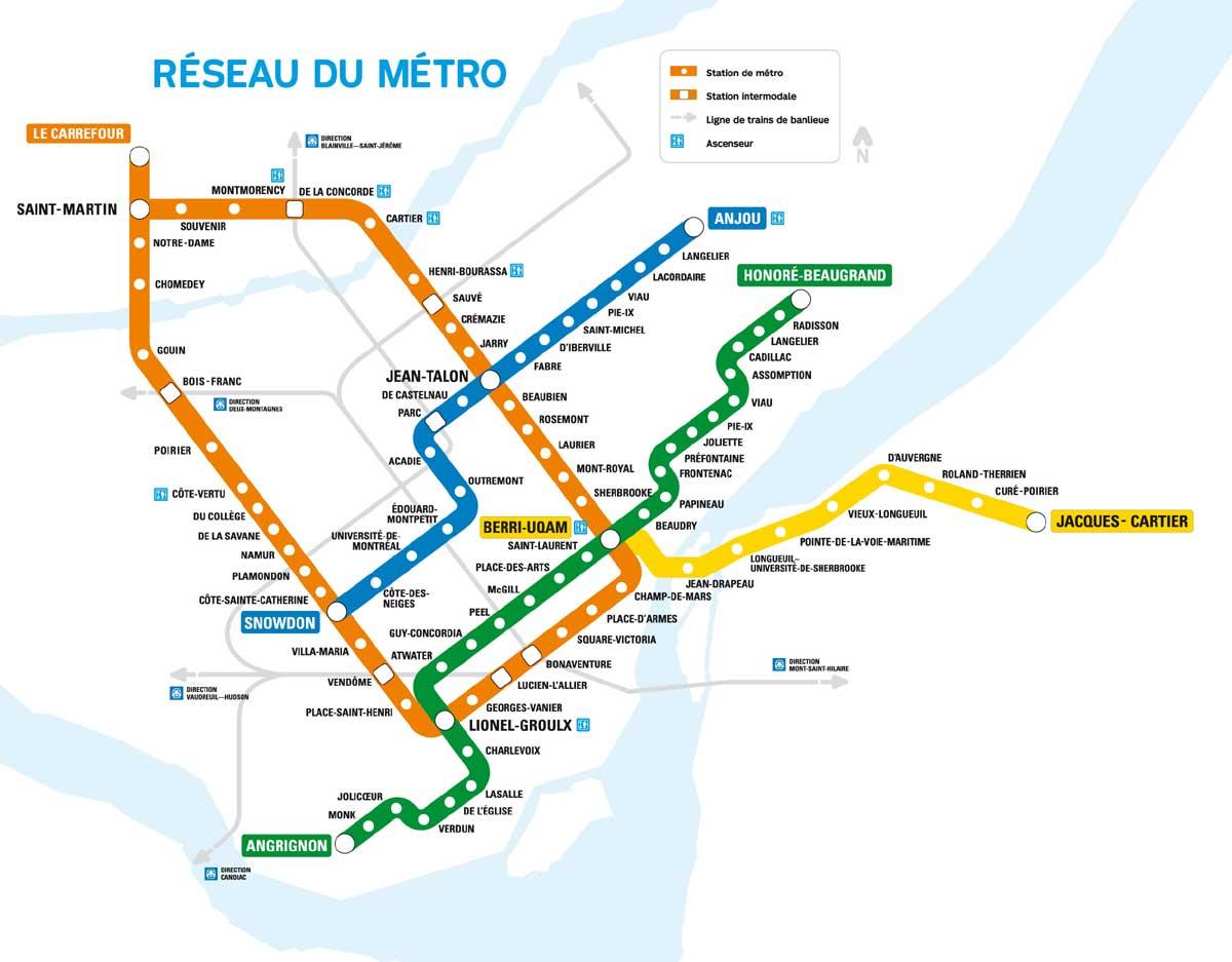 Montreal Travel Information