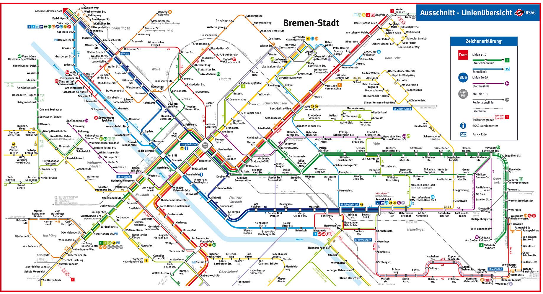 Bremen Travel Information